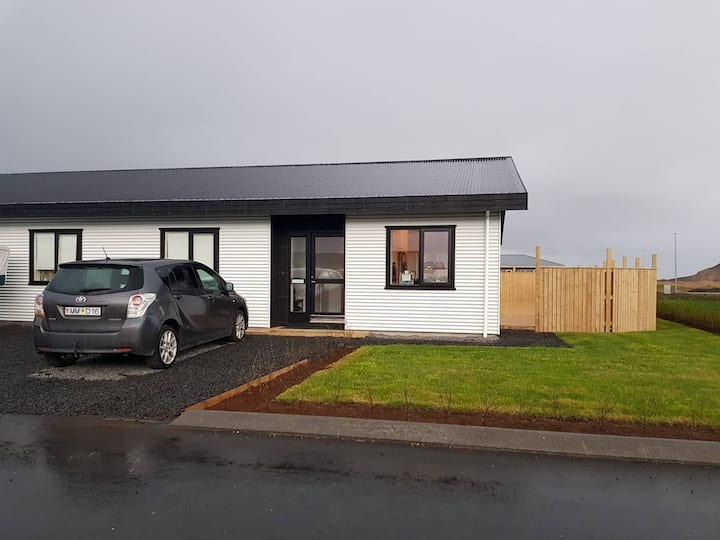 Beautiful family house with 4 bedrooms in Selfoss