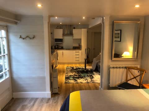 The Glyngarth Studio - your home from home