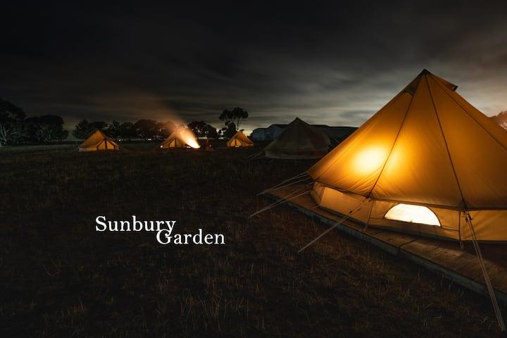 Sunbury Glamping - Tent No. 3