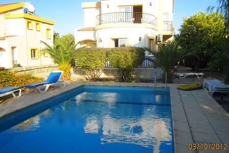 KB101 2 Bdrmd Apartment w/Pools - Tatlısu