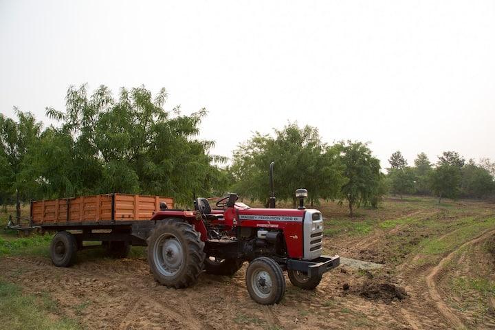 FarmStay organic farm near Gurgaon