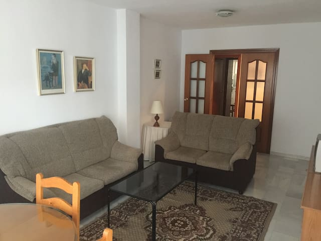 Spacious apartment in a central location of Ronda