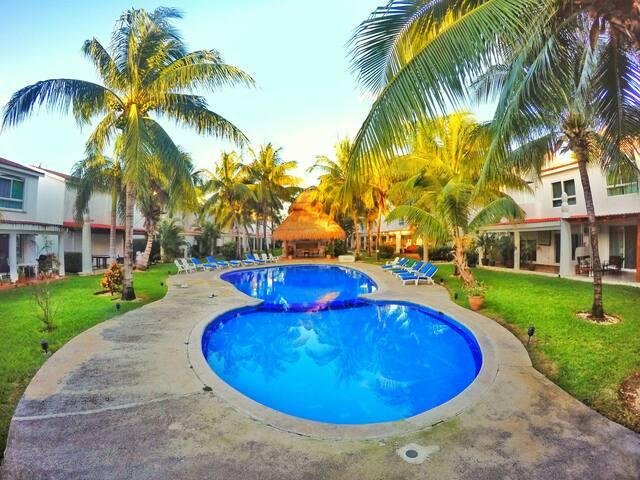 Cozy and comfortable location - Playa del Carmen - Ev