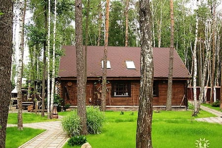 Beautiful house near lake!!! - Daugavpils - House