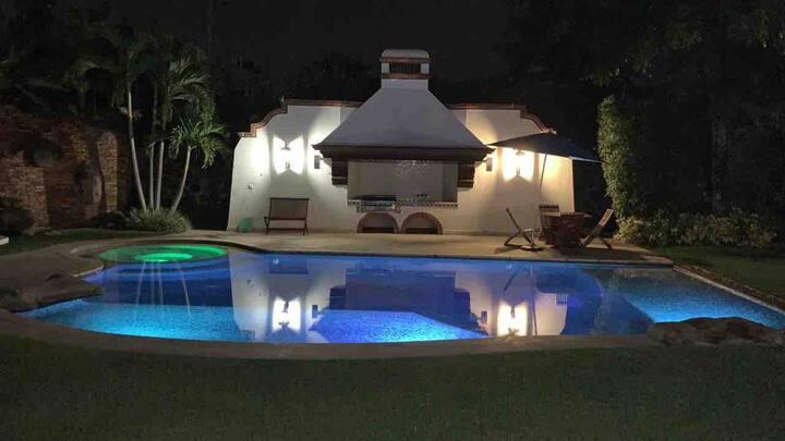 Villa Hinoky espectacular casa campestre