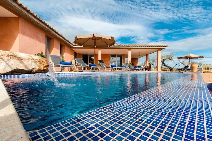 Moderna villa con piscina SBD - Inca - Huis