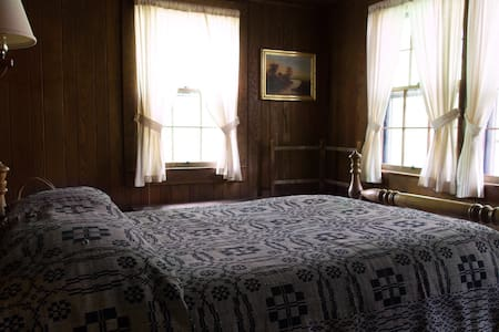 Chinquapin Inn - Double Room - Penland - Bed & Breakfast