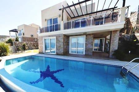 Sea View Residence 3 Bedroom Villa - Milas