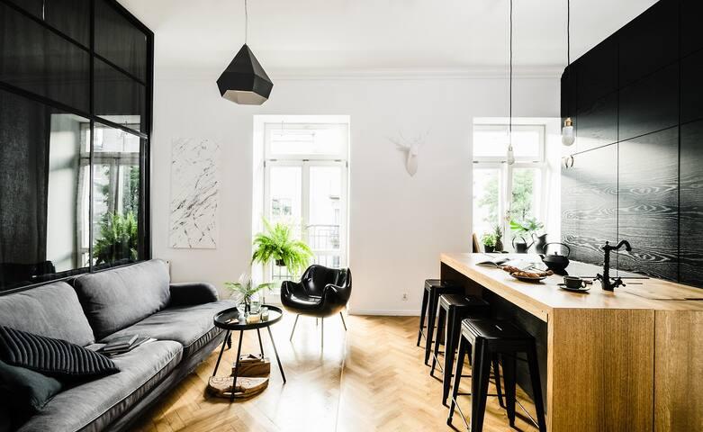 apartment /studio MIESZKANIE Z BALKONEM PRZY WIŚLE