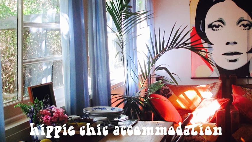 Perina - hippie chic accommodation