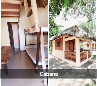 Casa Mamita Farm and Beach Resort - Cabana 2