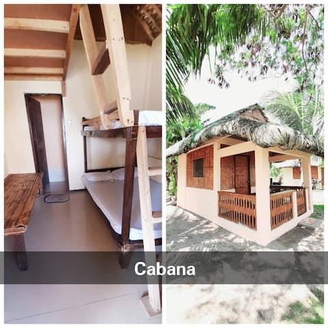 Casa Mamita Farm and Beach Resort - Cabana 1
