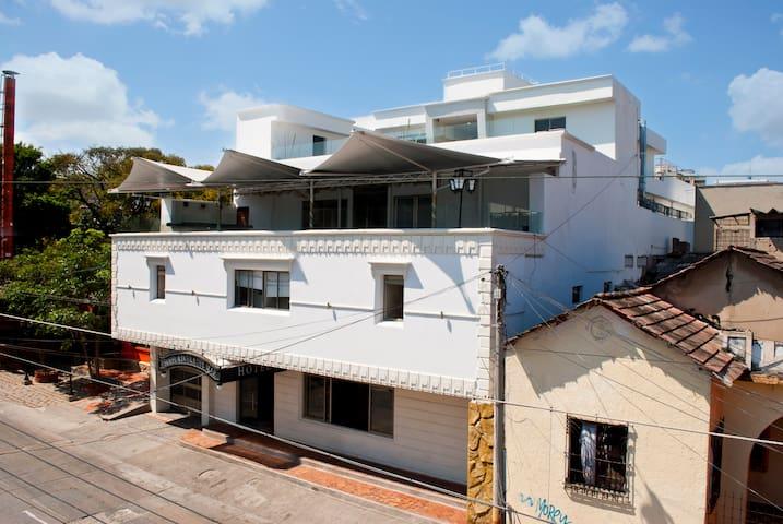 Habitación  una persona en Hotel Rivera del Mar