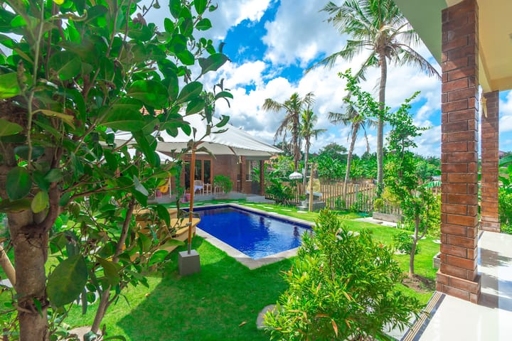 Maximum Tropical Experience in Canggu Cabin
