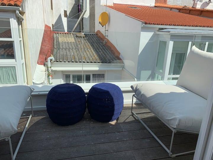 Oktheway Coruña Historic Center Duplex