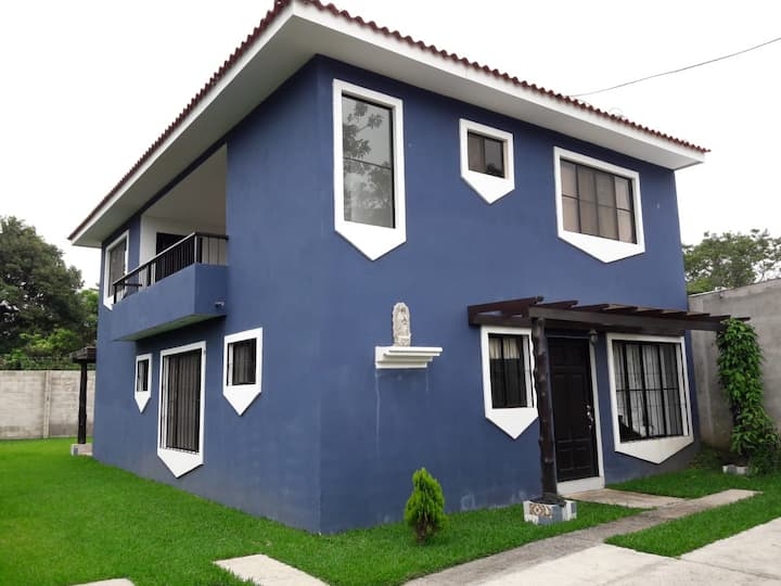 Juayua, San Jose de la Majada, casa de campo