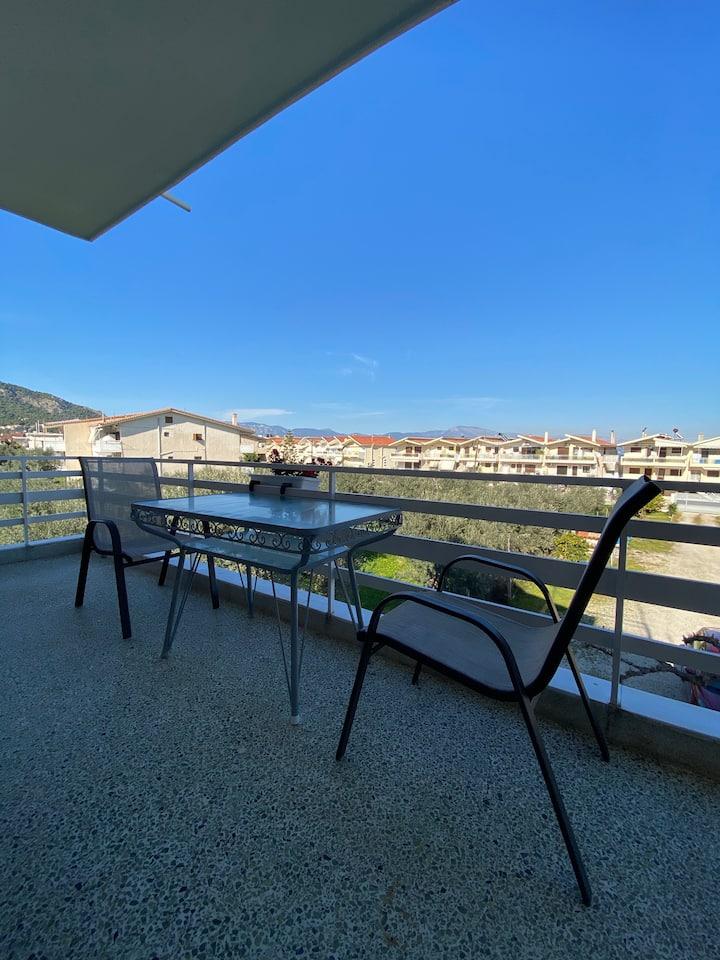 Mpanos Sea Apartment 2