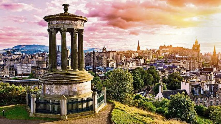 Guidebook for Edinburgh