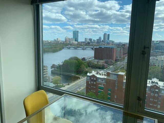 Luxury boston apartment amazing location