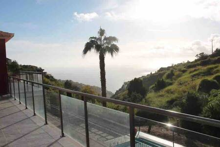 Lovely three bedroom house with private pool