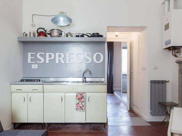 Garibaldi Vintage apt - Milano - House