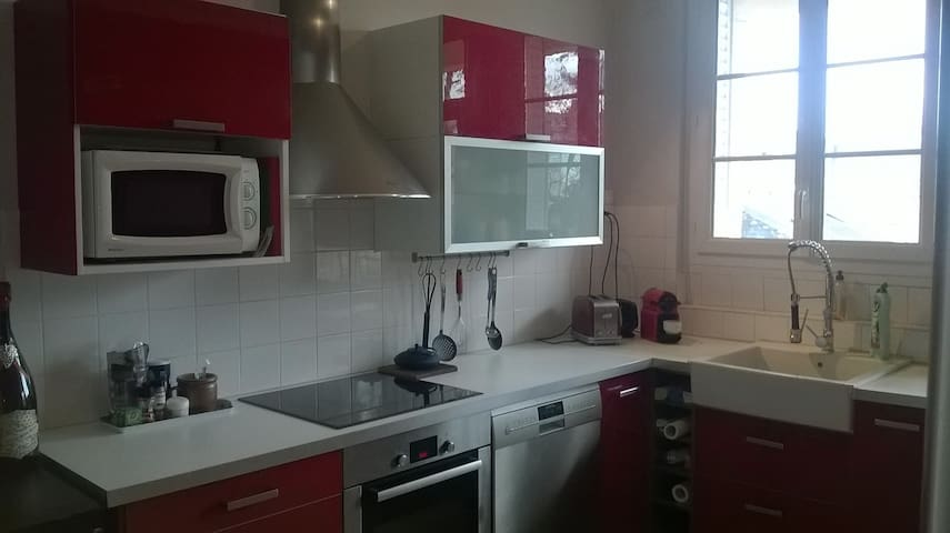 Appartement 100m² centre-ville - Le Mans - Wohnung