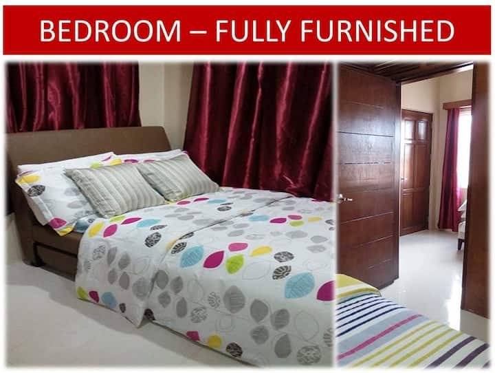 Pearl's Home (U4 ) 1 Bedroom Fully furnished Apt.