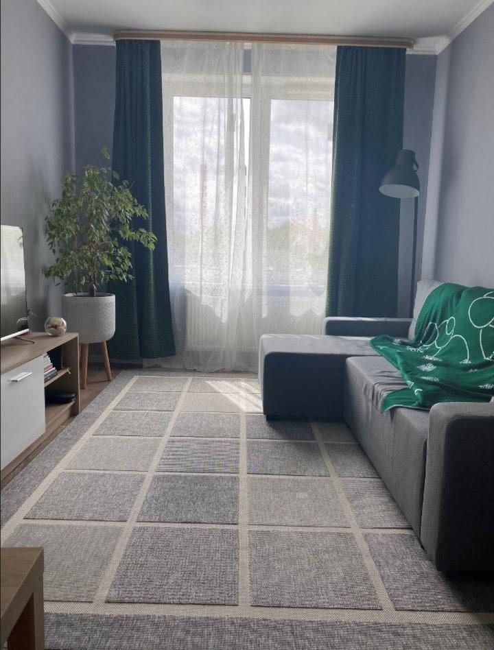 "apartment residential complex ""Emerald Hills"""