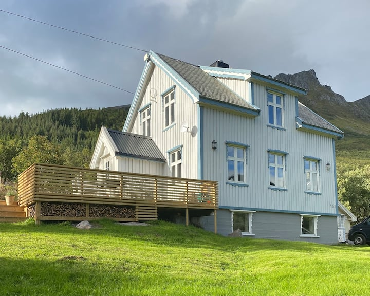 Remote house in the heart of Lofoten