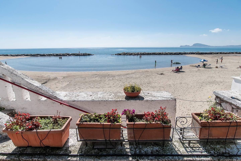 Vista mare vista spiaggia