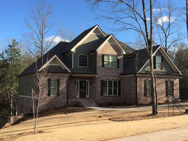 12 Miles from Sanford Stadium, quiet setting - Watkinsville - Talo