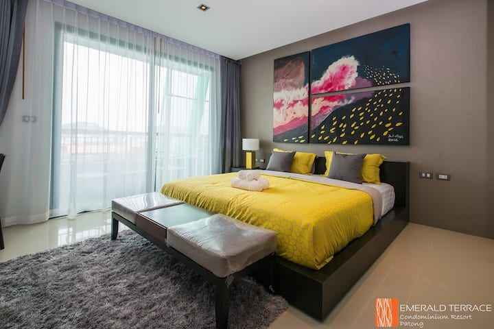 STUDIO APARTMENT WITH NICE SEA VIEW@PATONG