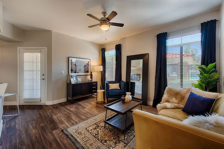 Cozy apartment for you | 1BR in Chandler