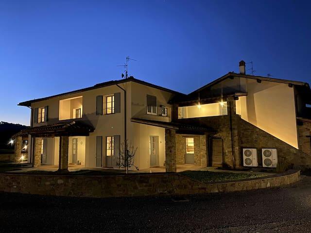 Il Cerro, villa da sogno accessibile a tutti.