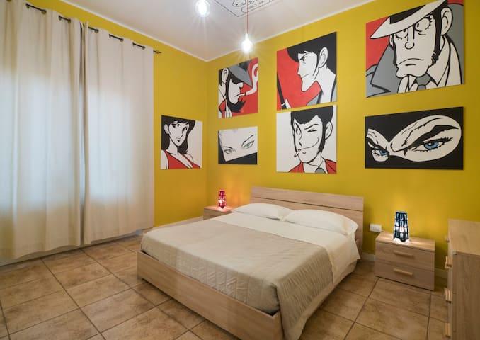 Fumetto - Marini Bed&Breakfast