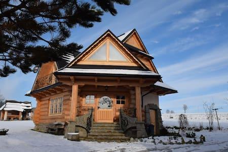 U Zająca pod miedzą - góralski domek z duszą - Ciche - House