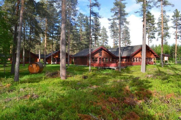 Ljøratunet ved Fulufjellet Nasjonalpark