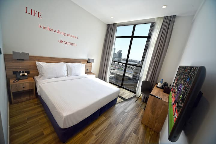 Private room at Jaddaf Waterfront - Dubai