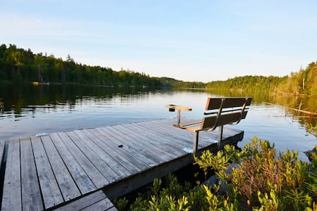 Bord du Lac Walfred, Chinook, Chalet & Spa