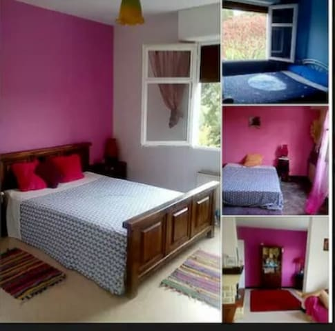 France Rentz Bedroom - Romorantin-Lanthenay - Apartamento