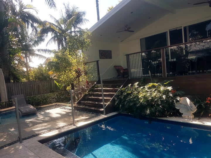 Shorncliffe Breeze Queenslander-Entire Home