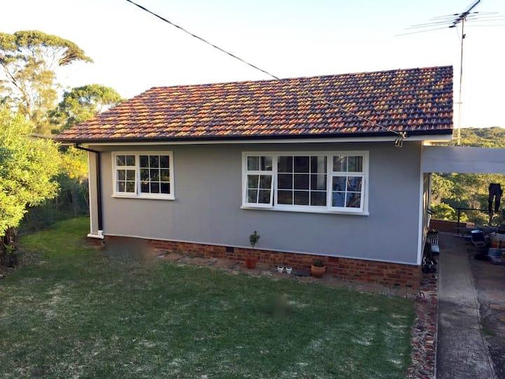Bundeena Cottage
