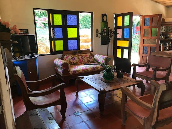 Casa Ladrillos Otero en Palmas del Socorro