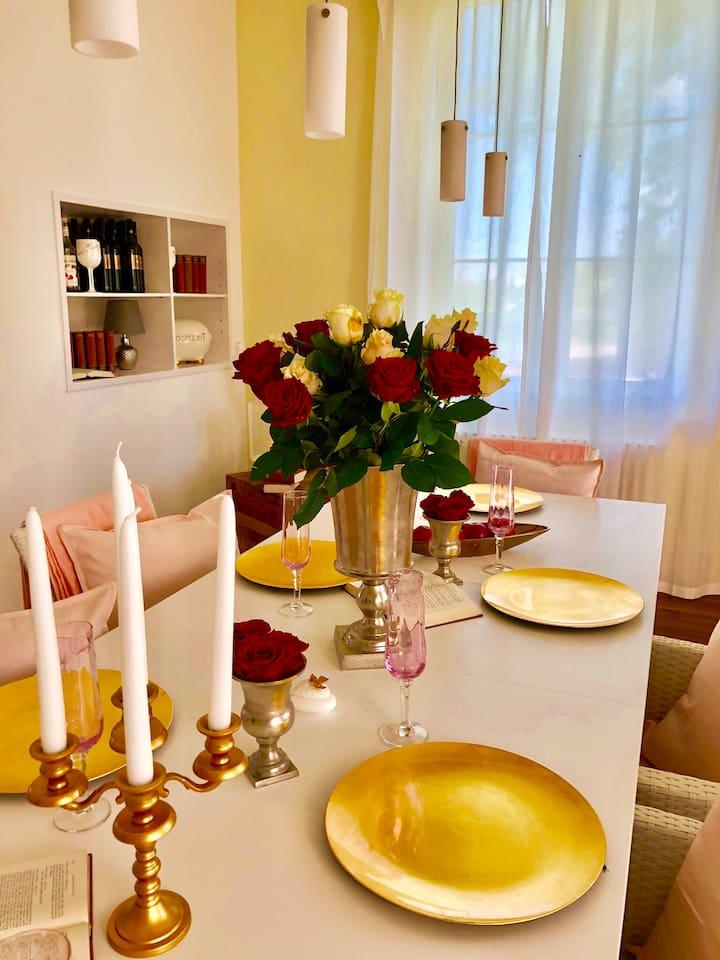 Villa Seeblick inklusive Frühstück