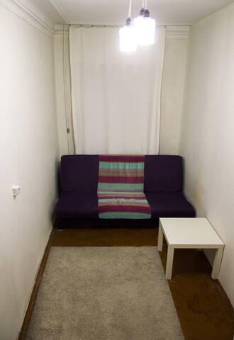 Уютная комната на Невском 2 - Sankt-Peterburg - Domek gościnny