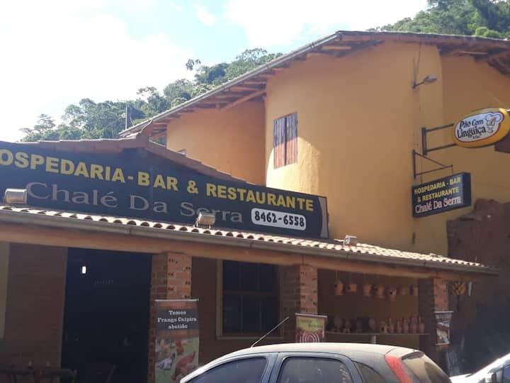 Hospedaria e Restaurante Chalé da Serra