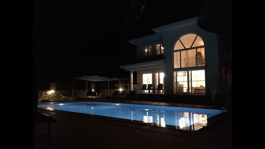 Ihre individuelle Seasideview-Villa - Kalemler Köyü - Villa