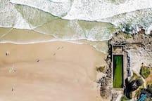 Main Beach ocean pool
