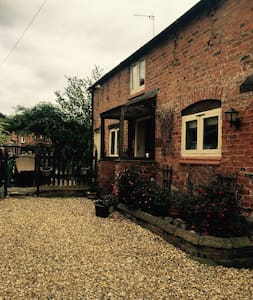 The old stables - Farndon - Rumah