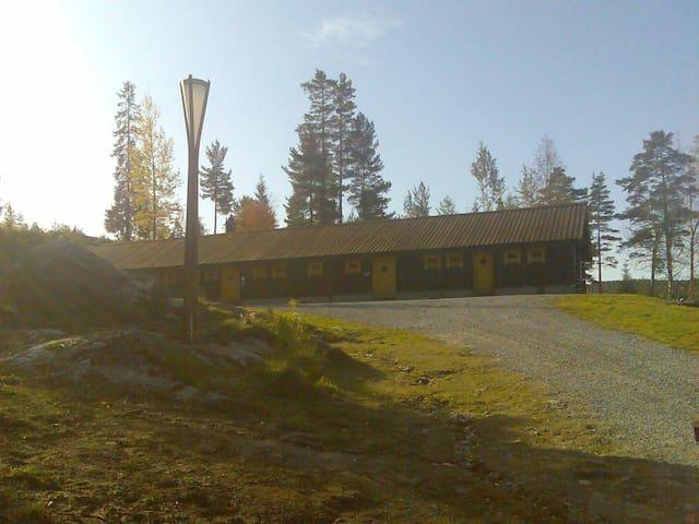 Langhuset, Færsnes Gjestegård